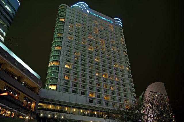 横浜ベイホテル東急_外観