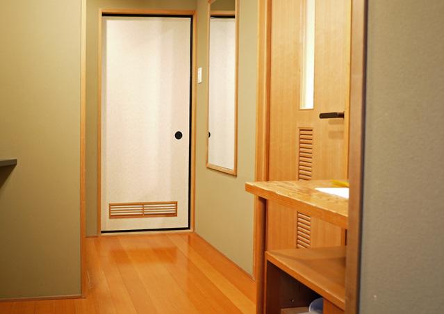 甲府富士屋ホテル_和室入り口