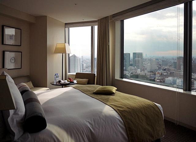 ストリングスホテル東京_プレミア・ルーム