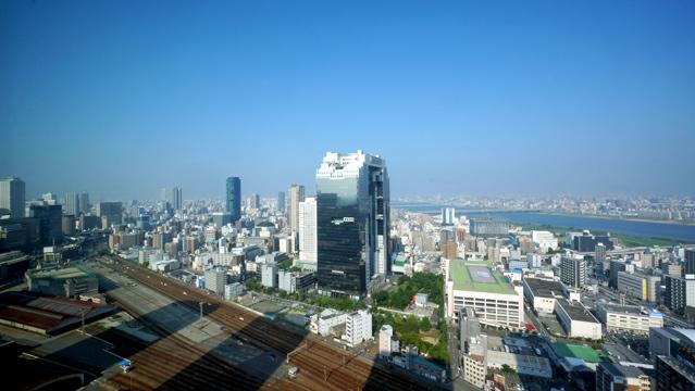 インターコンチネンタルホテル大阪宿泊記「クラブコーナースイート」