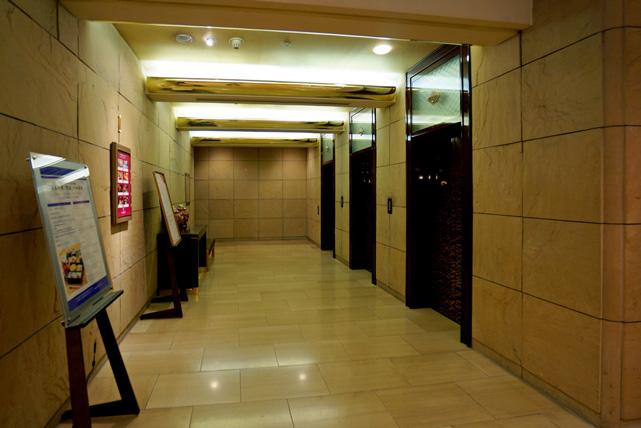 ANA京都_エレベーターホール