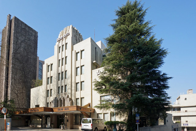 山の上ホテル_外観