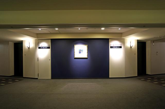 ANAクラウンプラザ成田_エレベーターホール