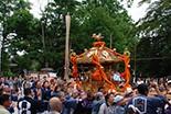 永山神社祭