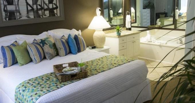 Hot Tub suite in Grand Palms Resort, Myrtle Beach, SC