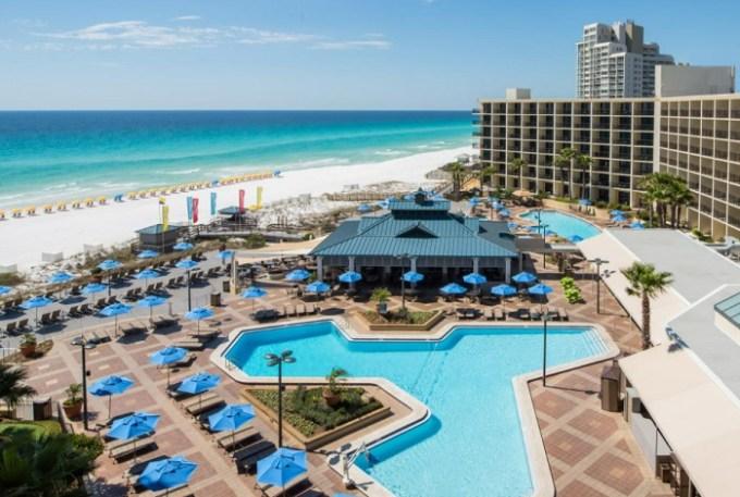 Hilton Sandestin Beach Golf Resort & Spa, Destin, Florida