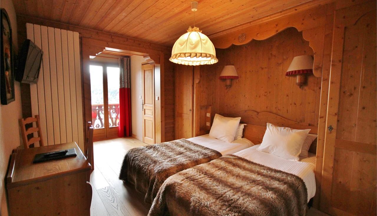 Hotel Alpina Chambre Double