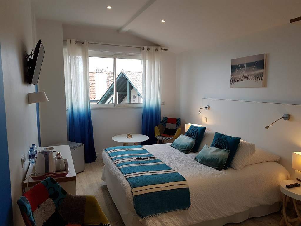 hotel au bon coin biarritz