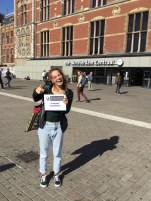 Support from the Netherlands #changeawareness #changeaccessibility