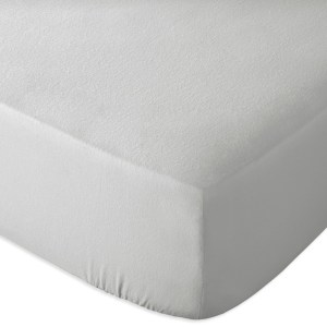 Sheraton 100% Brushed Cotton Winter Fitted Sheet - Grey