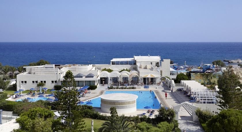 Sunshine Crete Beach Crete Greece