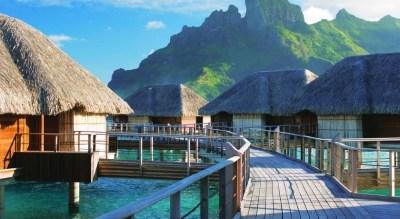 Four Seasons Resort, Бора-Бора, Французская Полинезия