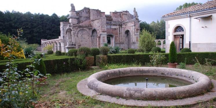 Interno della Certosa di Santo Stefano