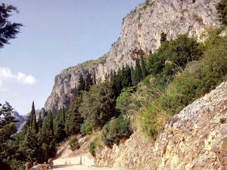 Rupi del Monte Consolino