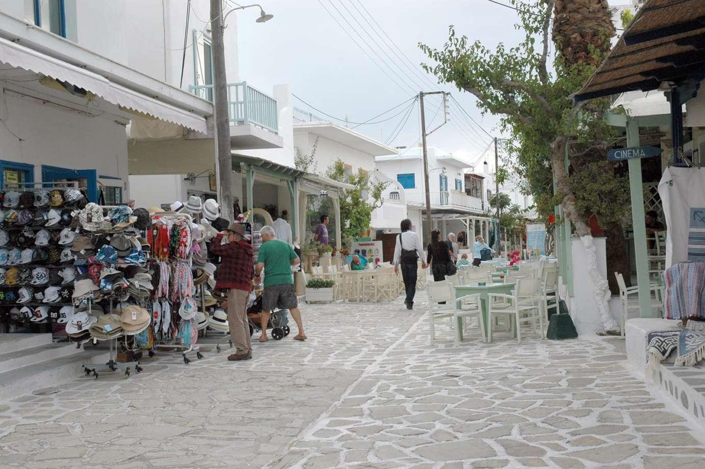 Antiparos Island