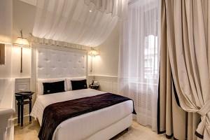 Quiriti's Hotel Matrimonial Room