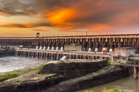 Iguazú y su represa 2020