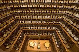 Imagem de frascos de perfumes