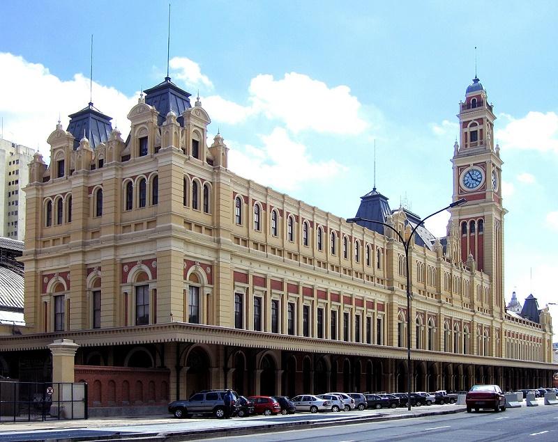Museu da Língua Portuguesa e Estação da Luz - SP