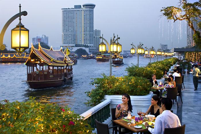 Bancoc, Tailândia por uma nova perspectiva.