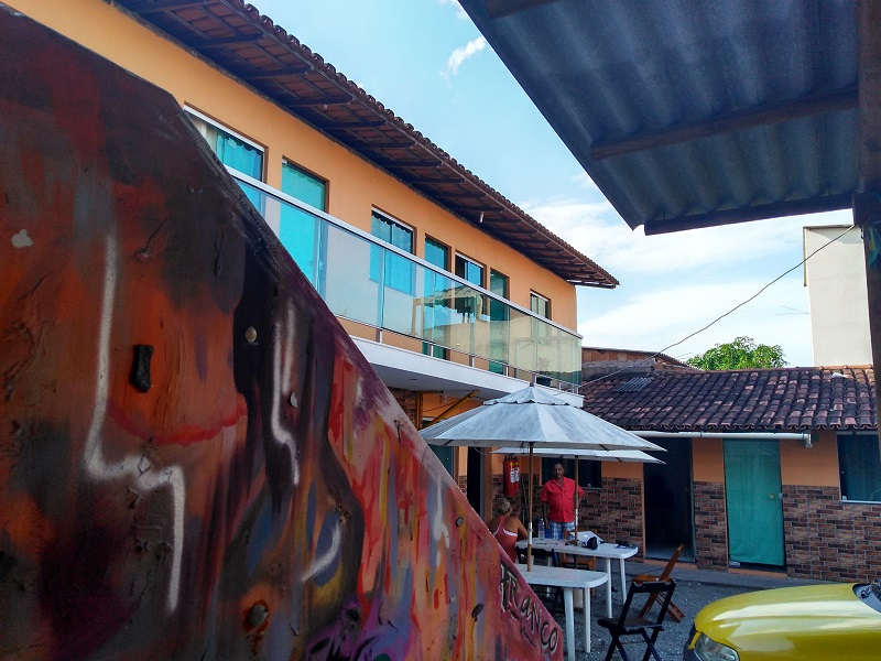 Hostel Maimbá. Opção de hospedagem na região sul do Espírito Santo