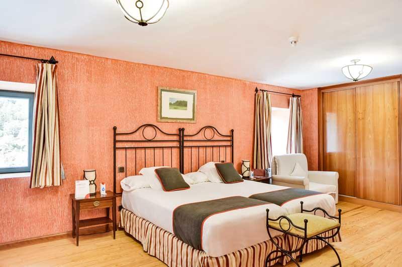 Habitaciones Hotel el Corzo