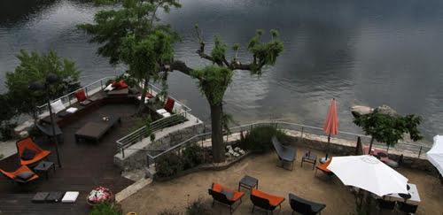Posada del agua el barranco vila hoteles con encanto Hoteles con habitaciones en el agua