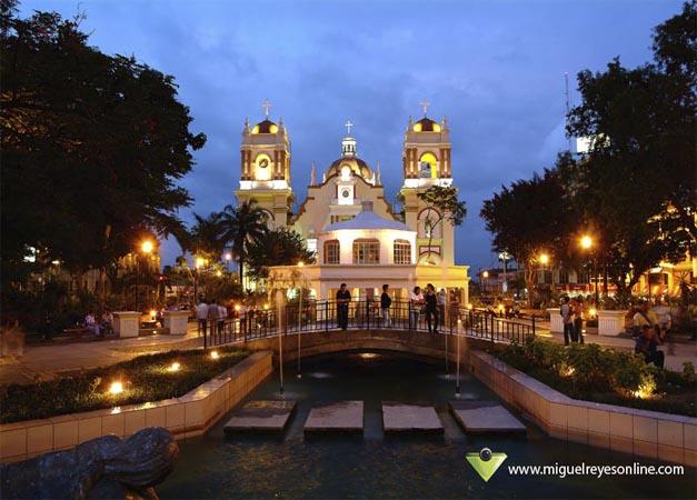 Nombres de lugares turisticos de Honduras
