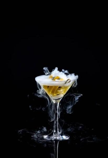 Volcano-Martini