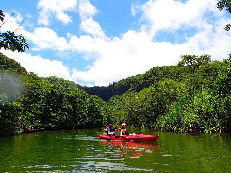 Kayak-in-Iriomote-Island