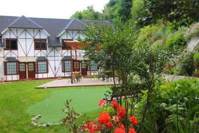 Jardin - Hotel Frutillar