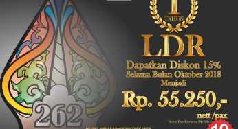 1 Tahun LDR Hotel New Saphir Yogyakarta, Lanjut???