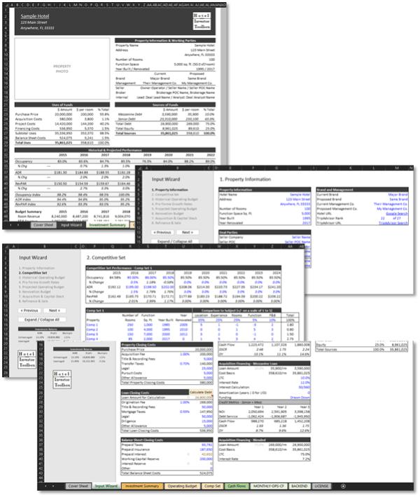 HIT Model Screenshots