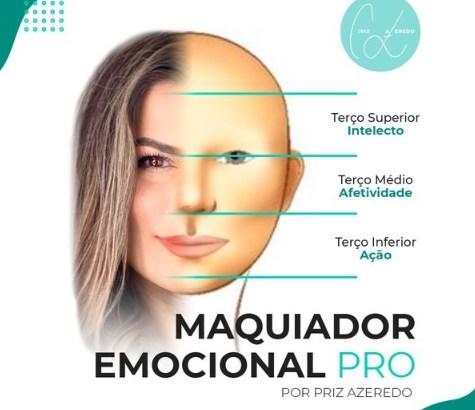 Maquiador Emocional Pro Priz Azeredo