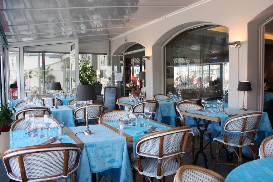 restaurant les colonnes a saint martin