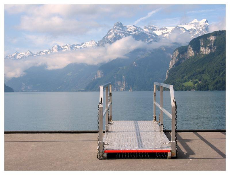 Ferien in der Zentralschweiz, Vierwaldstättersee