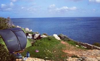 Zelten, Camping, Mallorca