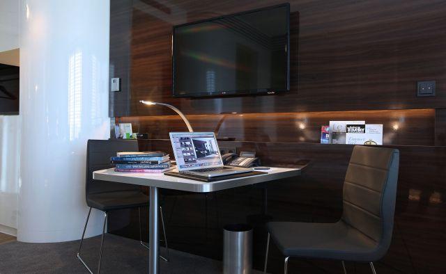 Hotel-Office im Lindner Hotel