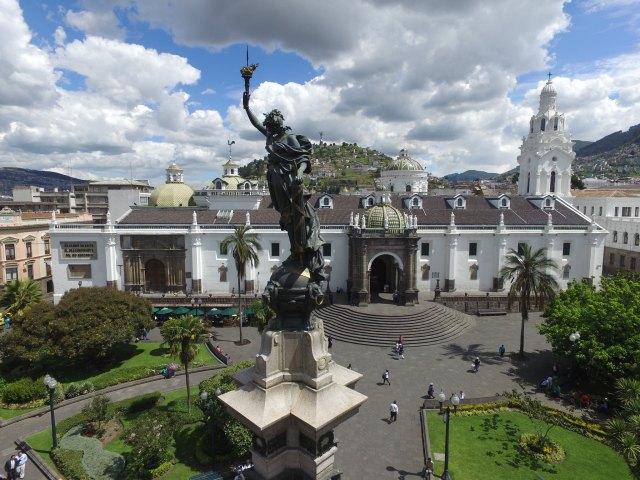 Quito, destino biodiverso y único para avistamiento de aves