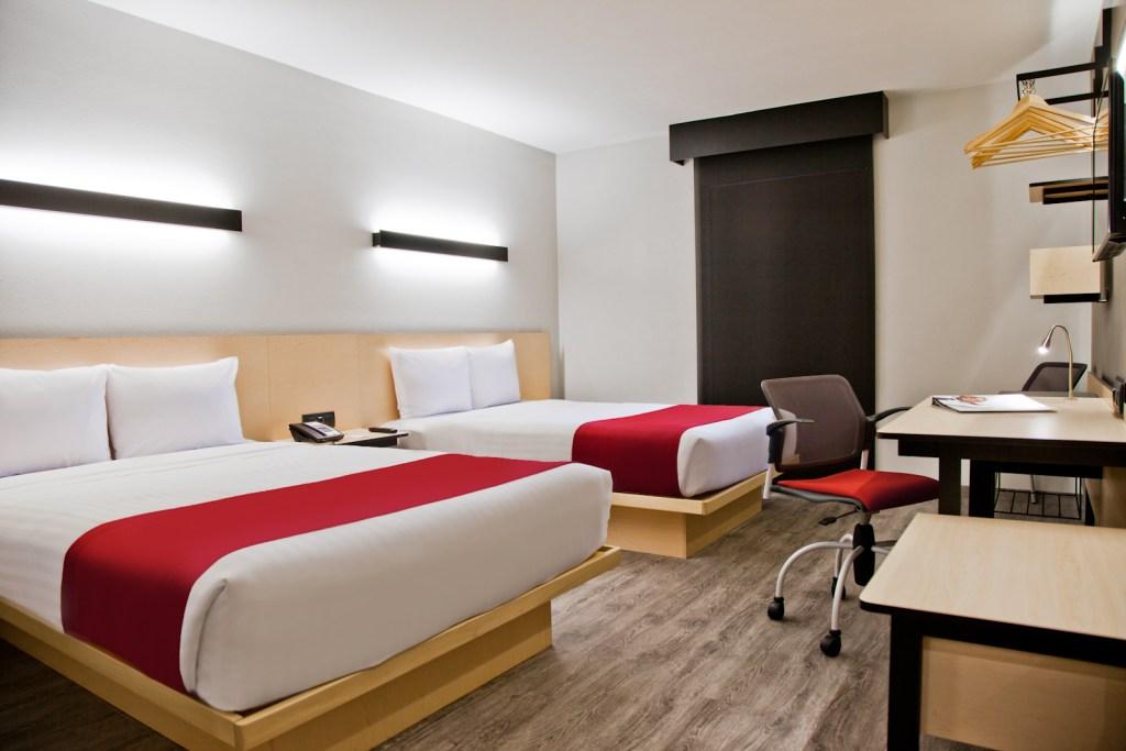 Habitación Hotel City Express - HotelNewsColombia
