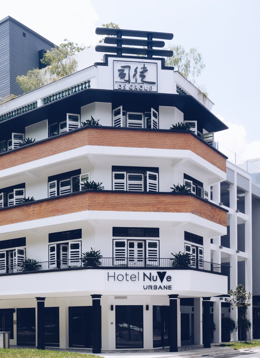 New Boutique Hotel in Singapore