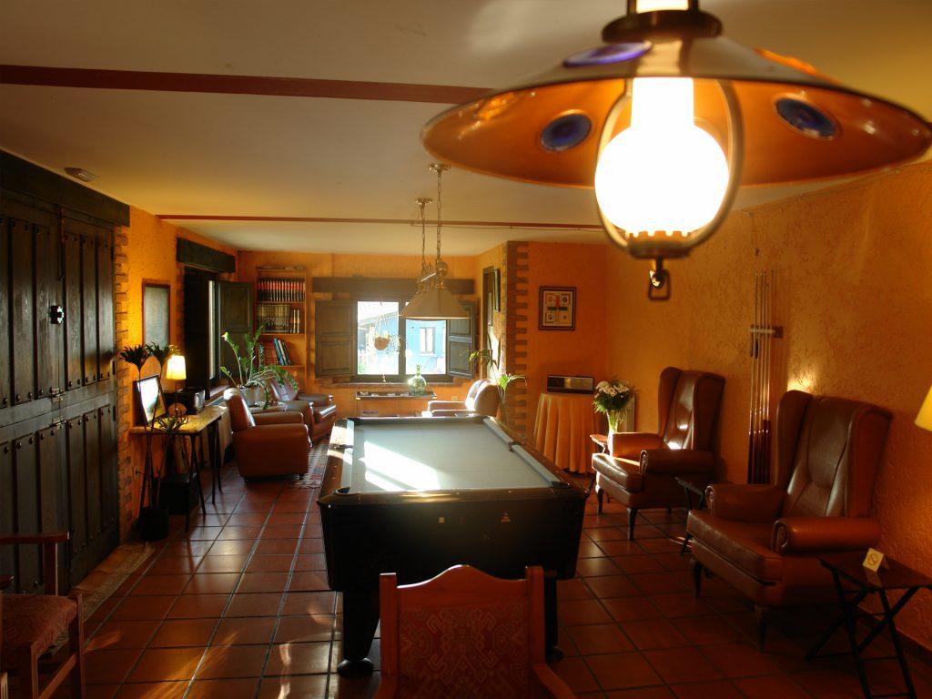 Paraje del Asturcón Ribadesella - Zona de juego y sala de ocio