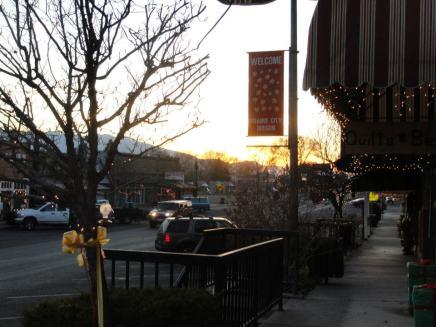 Downtown Prairie City