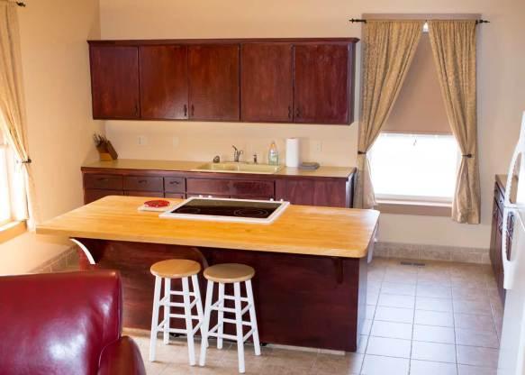 Room 8 Kitchen