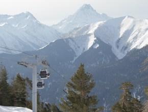 «Библио Глобус» построит горнолыжный отель на курорте «Архыз»