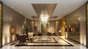 Four Seasons Hotel Dubai International Financial Centre - Lobby