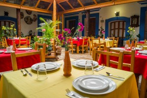 Hotel Rincón de Cuca, pregunta por el servicio de desayunos