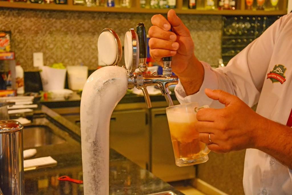 restaurante hotel rouxinol
