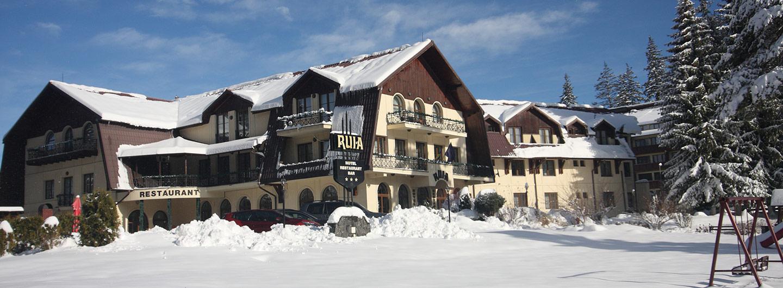 Hotel Ruia Iarna