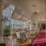 Landmark hotel restaurant, Carrick on Shannon.